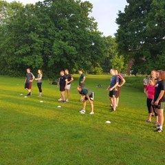 Summer Fitness Camp 2016