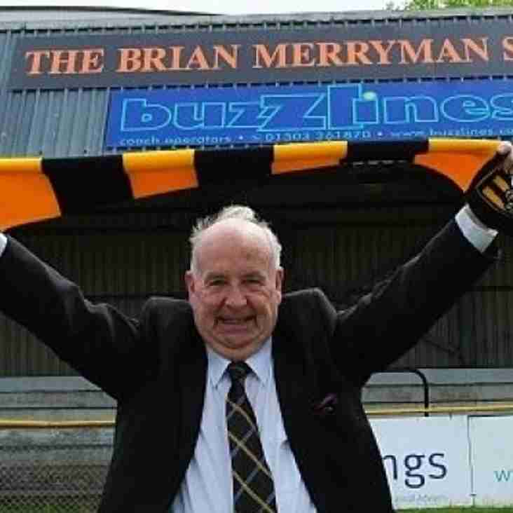 Stand tribute honours stalwart