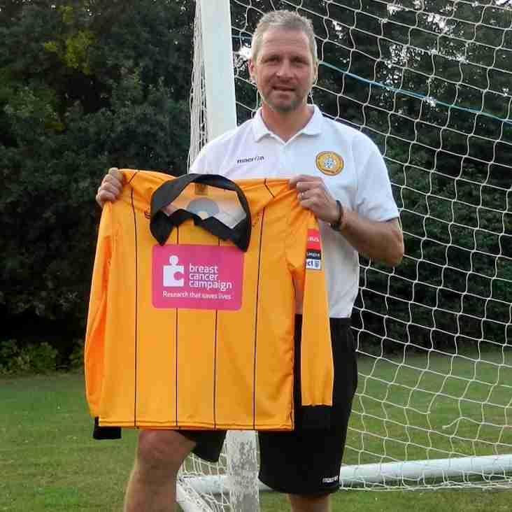 Wands target charity windall