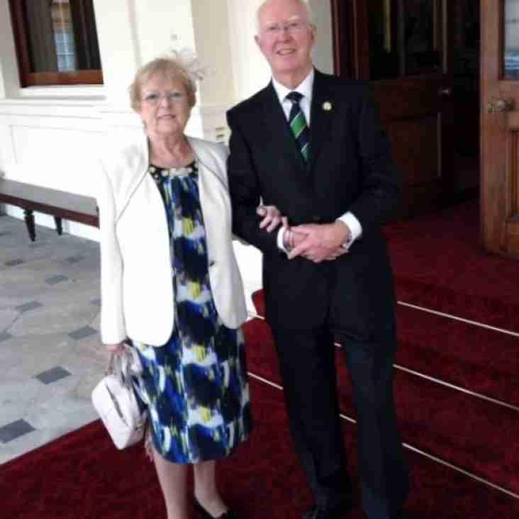 Royal honour humbles modest Turvey
