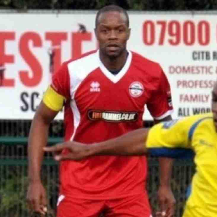 Robinson set to stake his claim