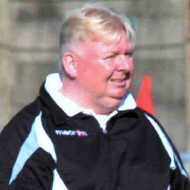 Caretaker in charge after Brace's exit