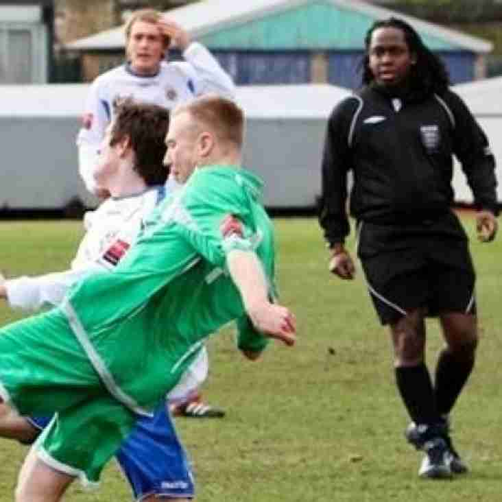 Hams hailed by leading match official