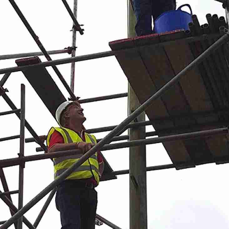Chairman takes leadership to new heights!