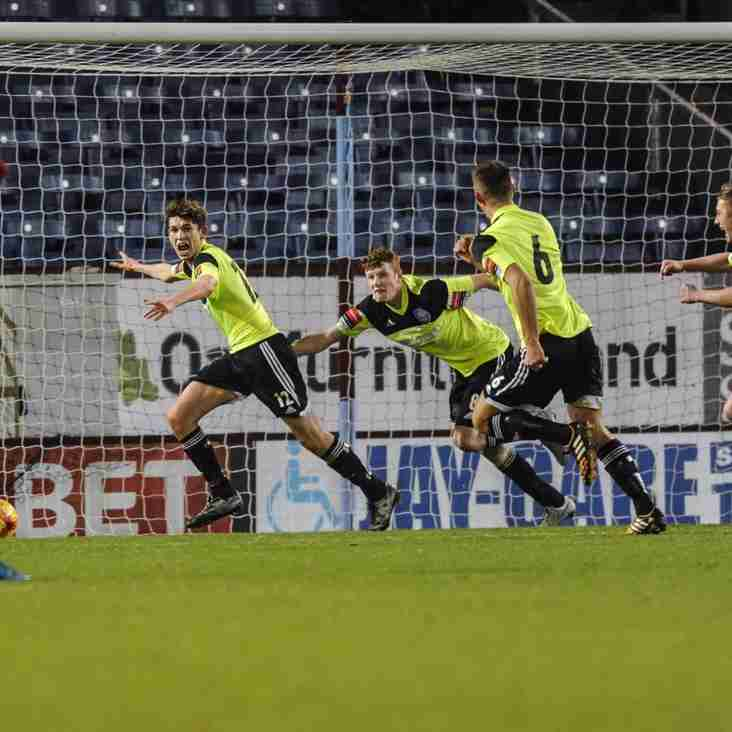 Met make more history in youth cup