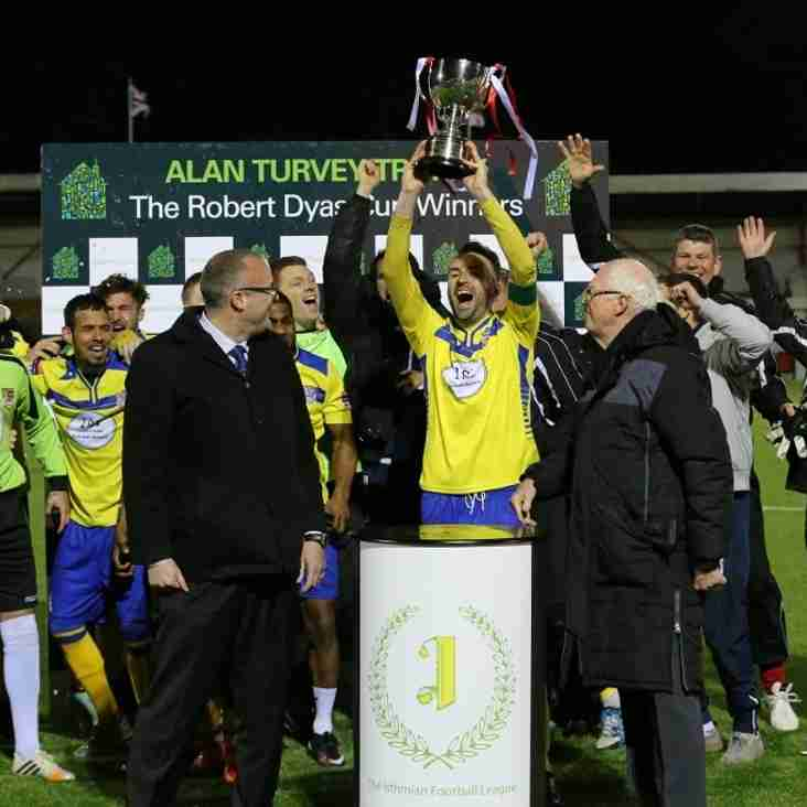 Draw kicks off league cup!