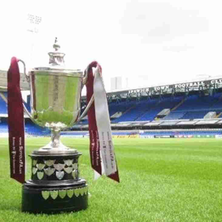 Portman Road date for Blues
