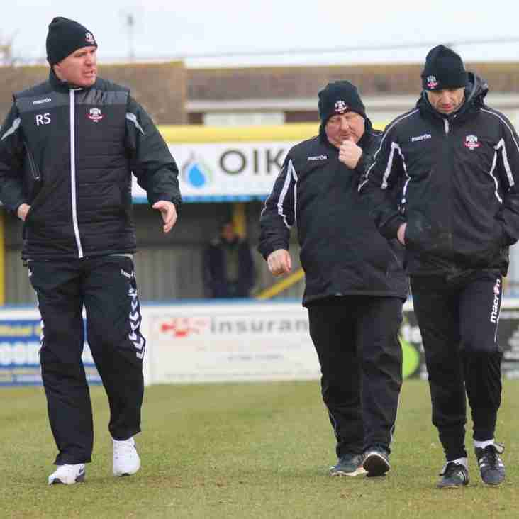 Rooks secure management trio