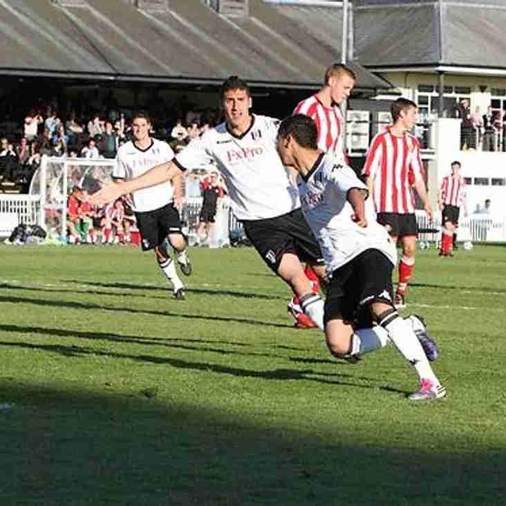 Fulham chance for Ryman's stars