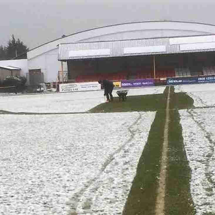 Invicta hail stalwarts for snow job