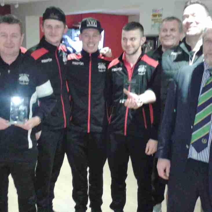 No shortage of awards at Sparks!