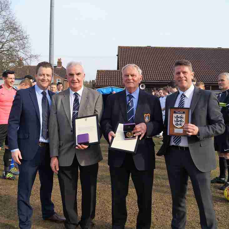 County honour club and stalwarts