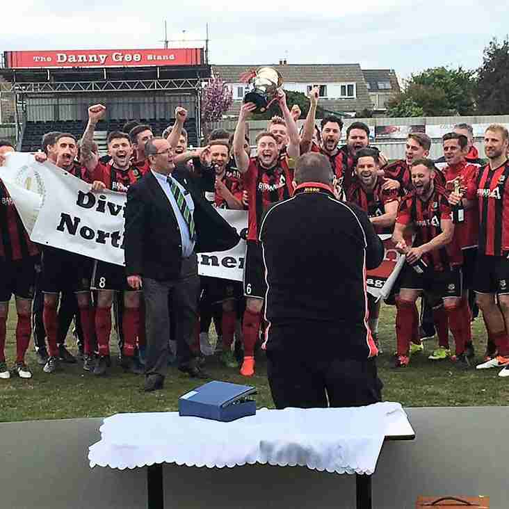 Champions crowned by chairman