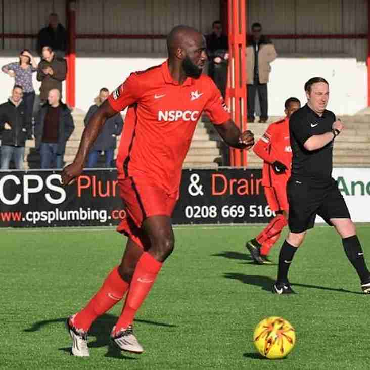 Adeniyi commits to next campaign