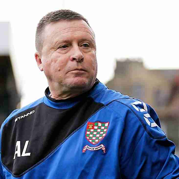 Cup king Leese takes charge