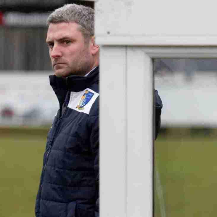 Steve Eastaugh resigns