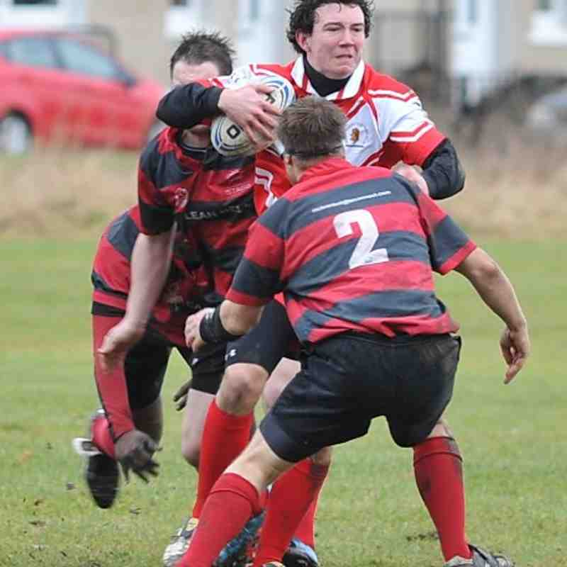 Alloa vs. Grangemouth (Bowl)