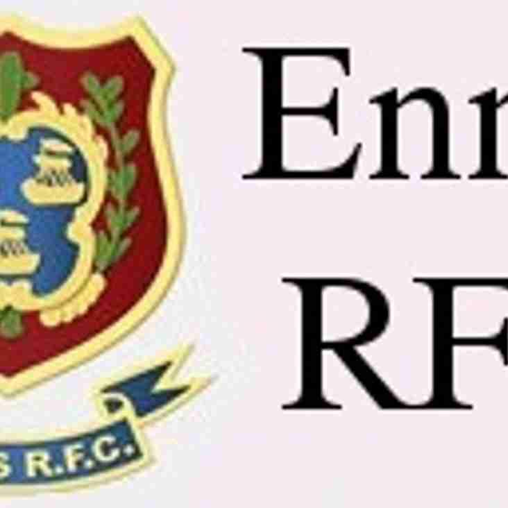 Ennis RFC Under 16's