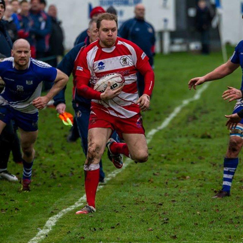 Match report V Dunfermline