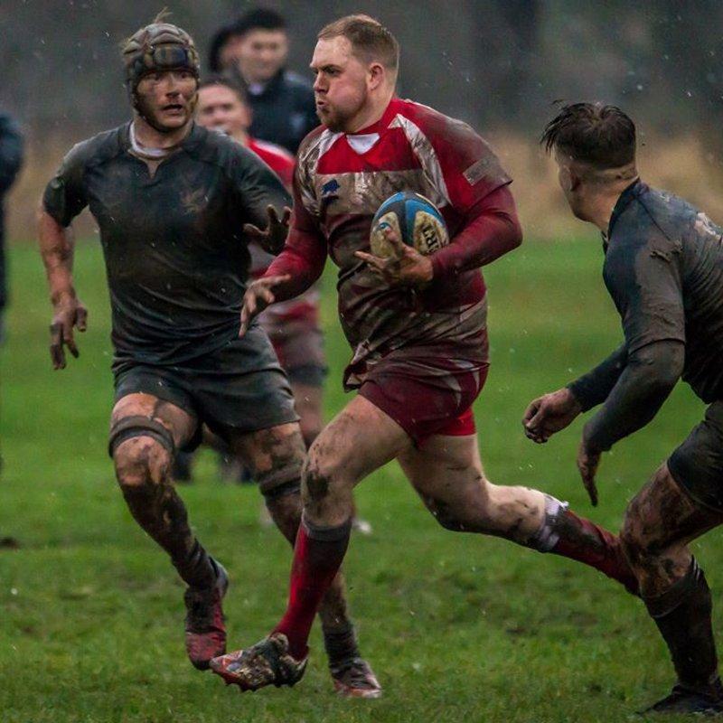 Match report V Strathmore