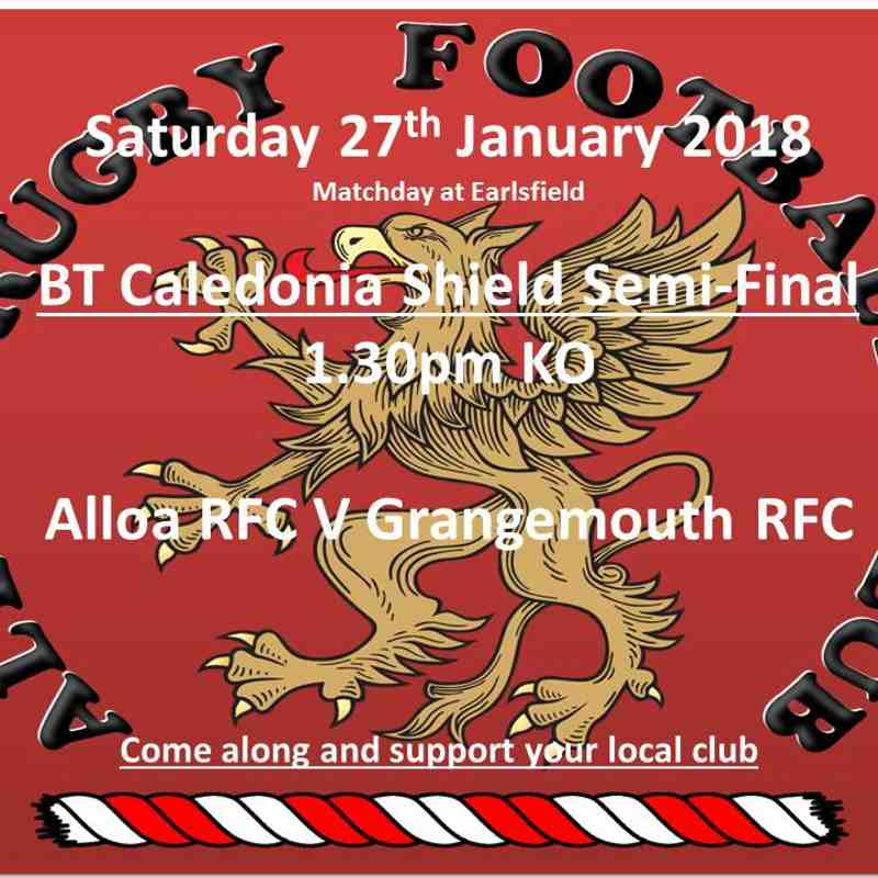 BT Shield Semi-Final
