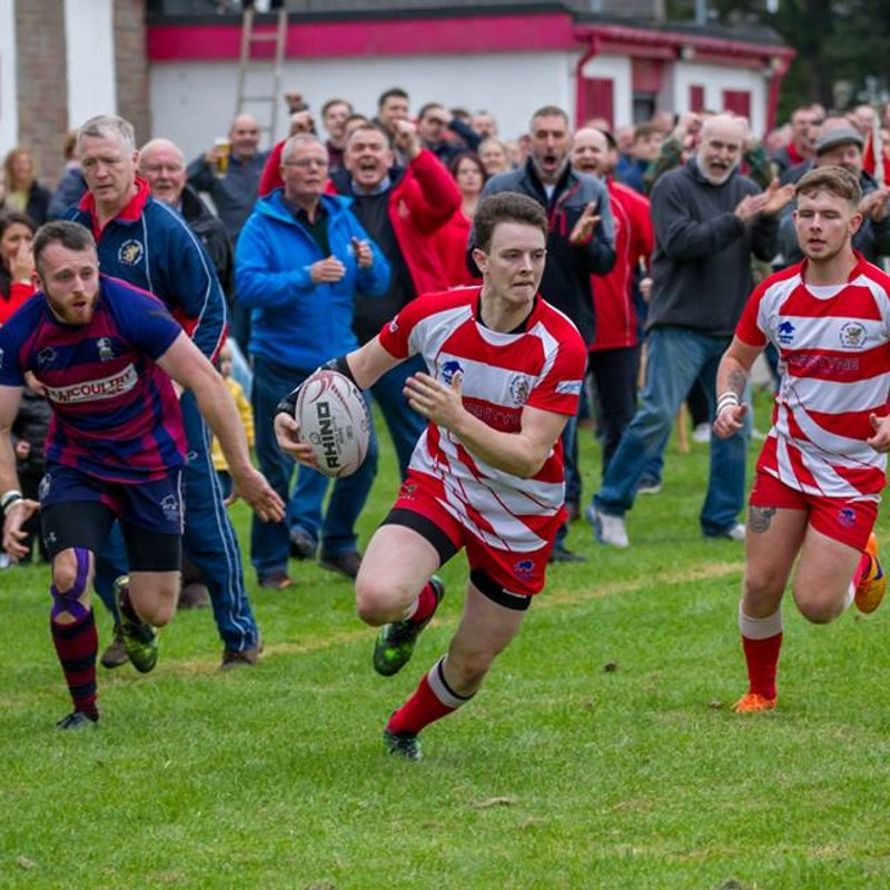 Match Report V Hillfoots