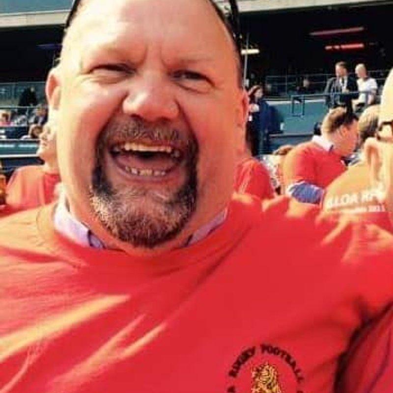 Sudden death of Alloa RFC legend