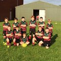 Wrexham Under 9s beat Llangefni 0 - 50