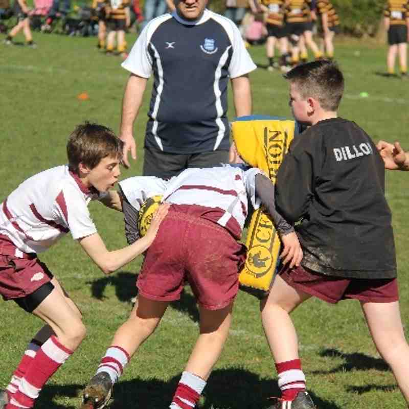 U12's North Mids Tournament - Bromsgrove March 2014