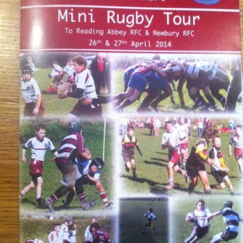 Minis Tour 2014