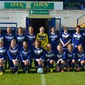 Shrewsbury Juniors Ladies vs. Leek Town Ladies