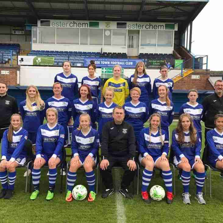 LEEK TOWN LADIES V GOLDENHILL WANDERERS LADIES 2.00pm TODAY 18.02.18 AT HARRISON PARK