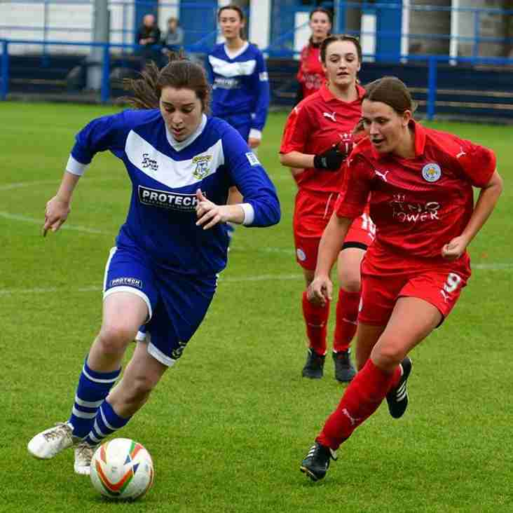 BILBROOK LADIES 0 - 4 LEEK TOWN LADIES