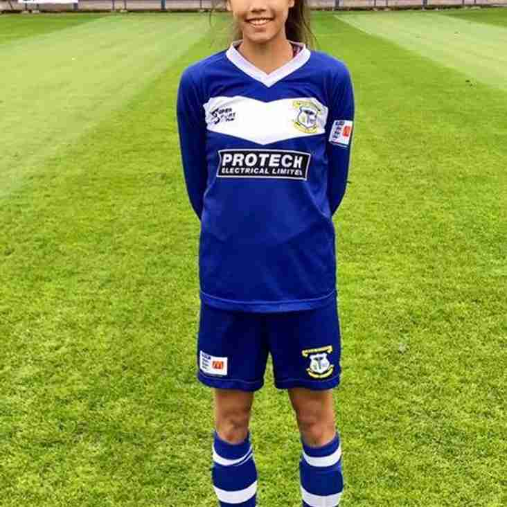 STAFFORD TOWN LADIES 2  - 7 LEEK TOWN LADIES