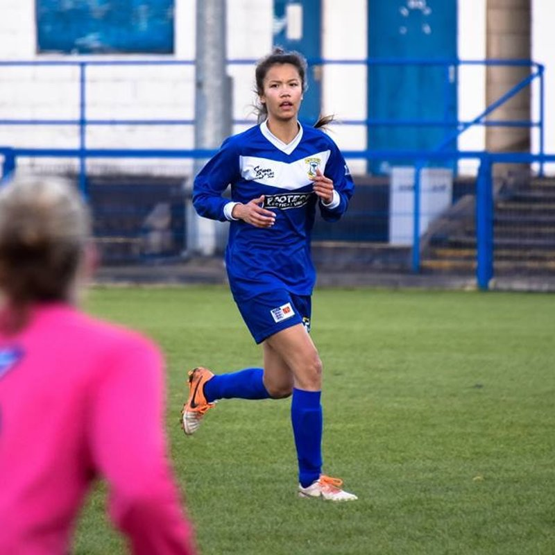 SHREWSBURY TOWN LADIES 0 - 1 LEEK TOWN LADIES