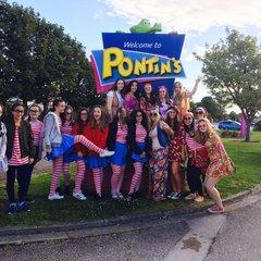 Pontins Juniors 2017