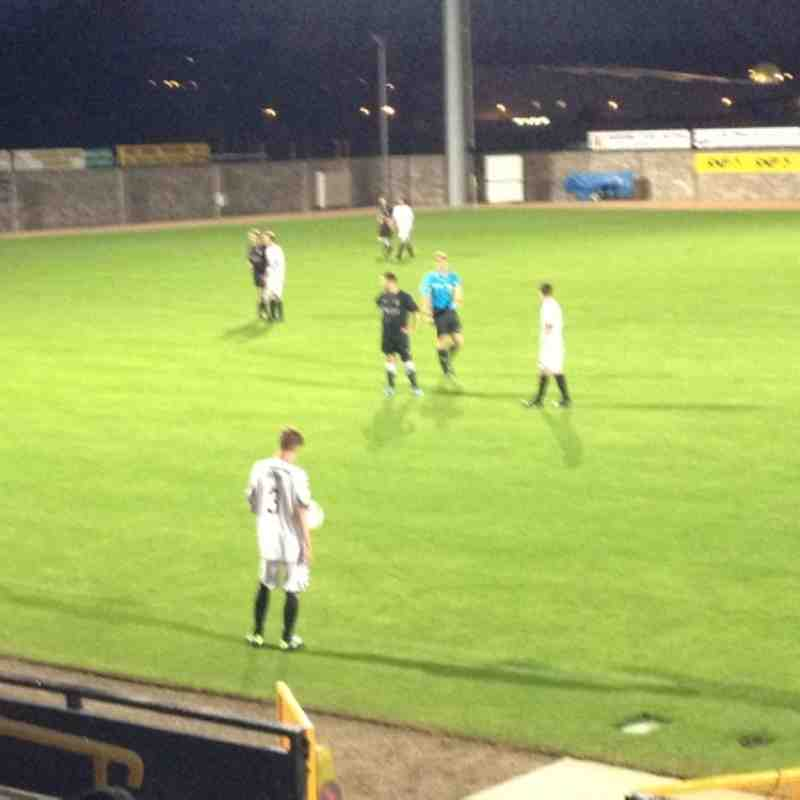 East Fife v NCR (Friendly)