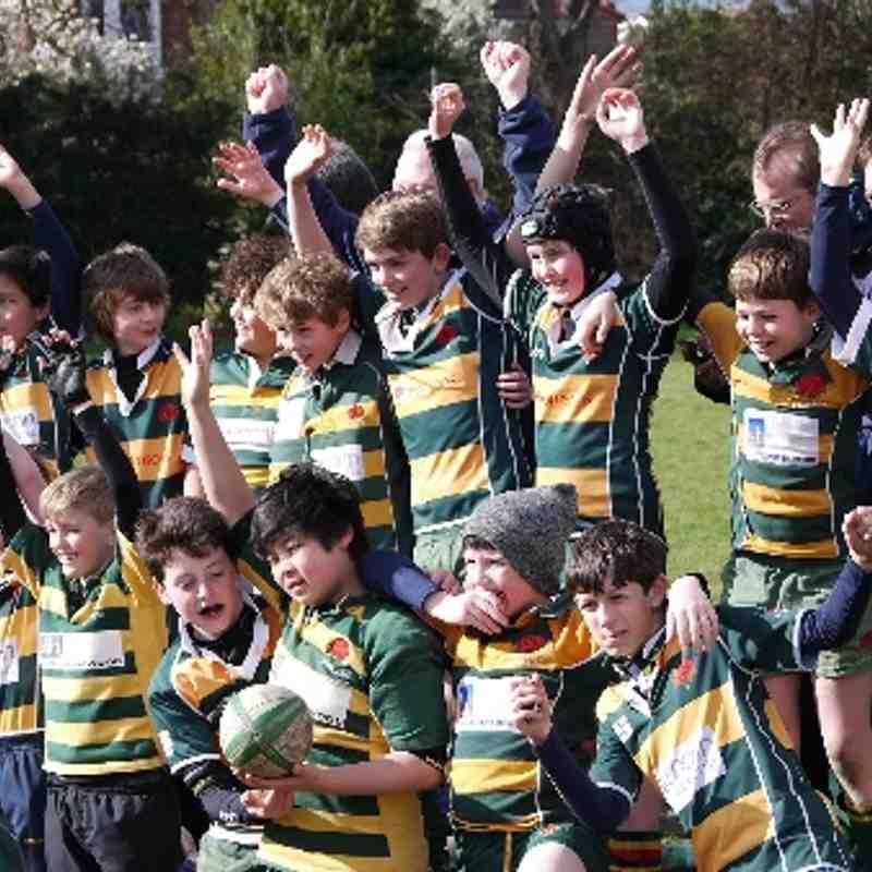 Middlesex U12 Championship – Finals Day 2014