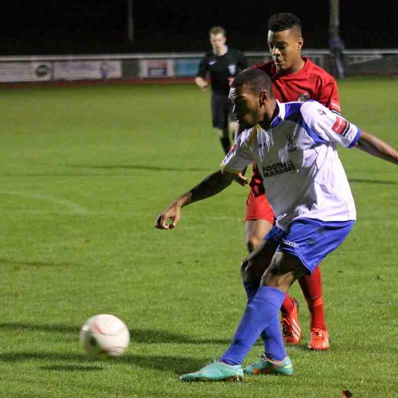 Enfield Town 1 Harrow Borough 0 (7.10.2014)