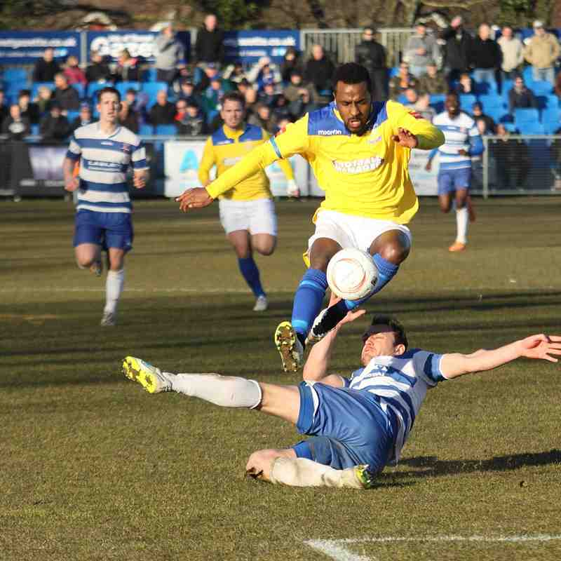 Margate 0 Enfield Town 3 (07.03.2015)