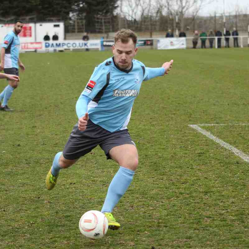 Peacehaven & Telscombe 0 Enfield Town 2 (21.03.2015)