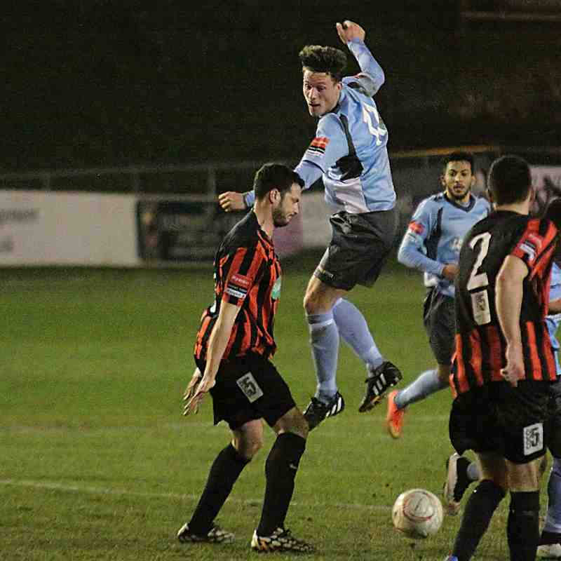 Lewes 2 Enfield Town 1 (25.03.2015)