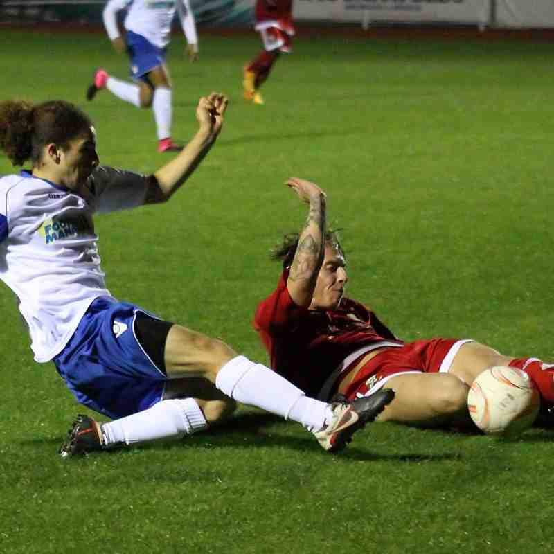 Enfield Town 2 Hendon 0 (27.10.2015)
