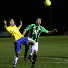 Burgess Hill Town 1 Enfield Town 0 (03.02.2016)