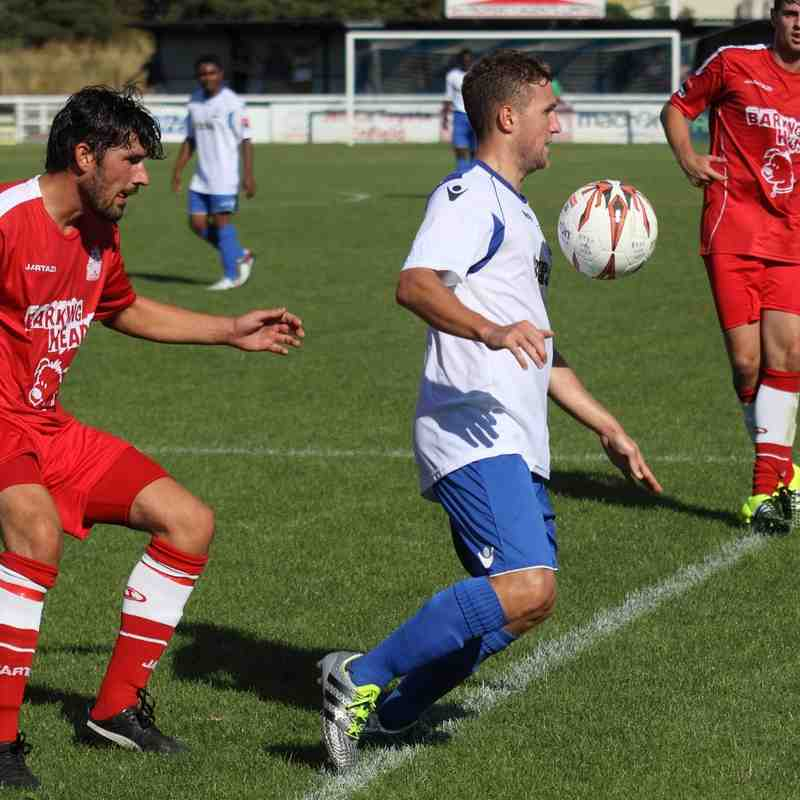 Enfield Town 0 Harrow Borough 0 (29.08.2016)