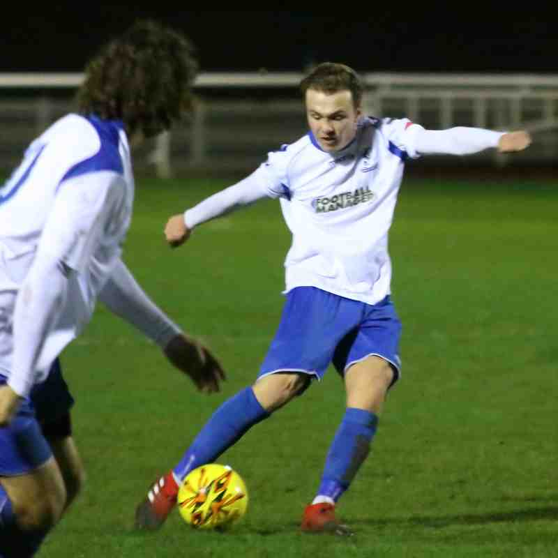 Enfield Town 2 Billericay Town 2 (28.02.2017)