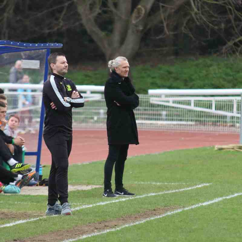 Enfield Town 2 Leatherhead 1 (18.03.2017)