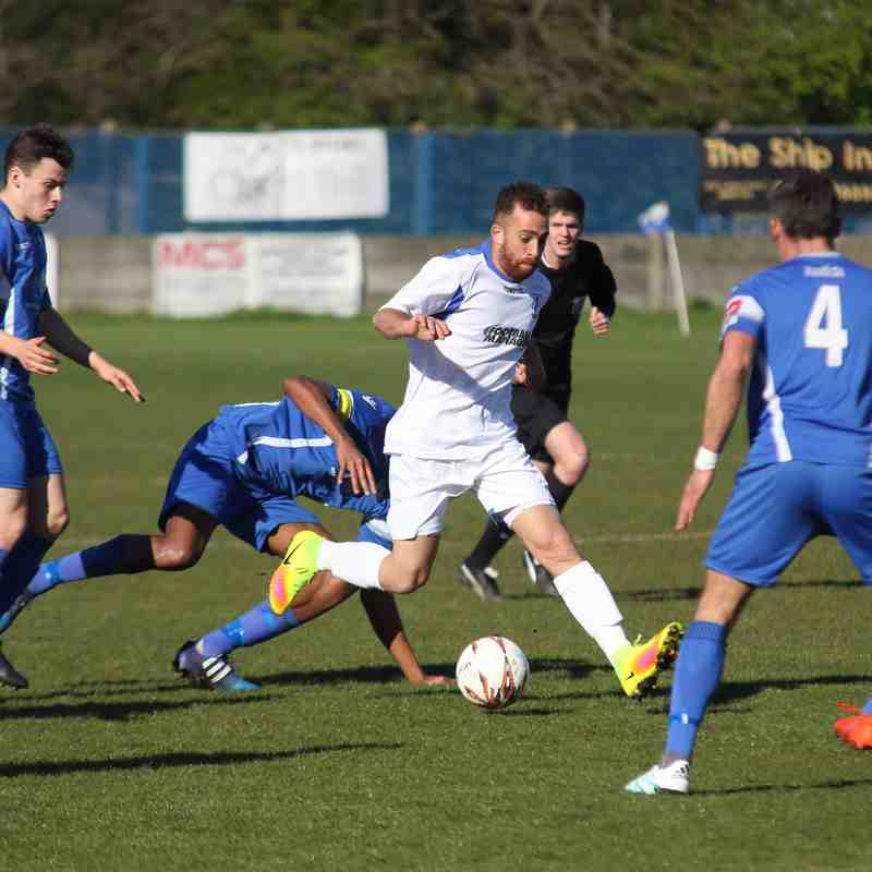 Grays Athletic 1 Enfield Town 3 (25.03.2017)