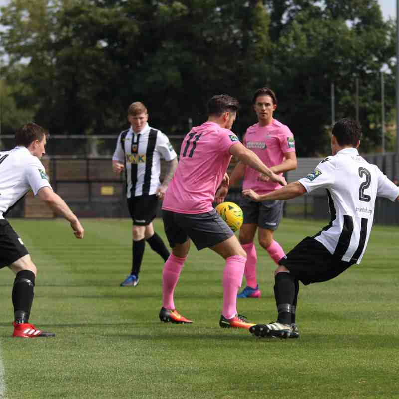 Tooting & Mitcham 0 Enfield Town 4 (26.08.2017)