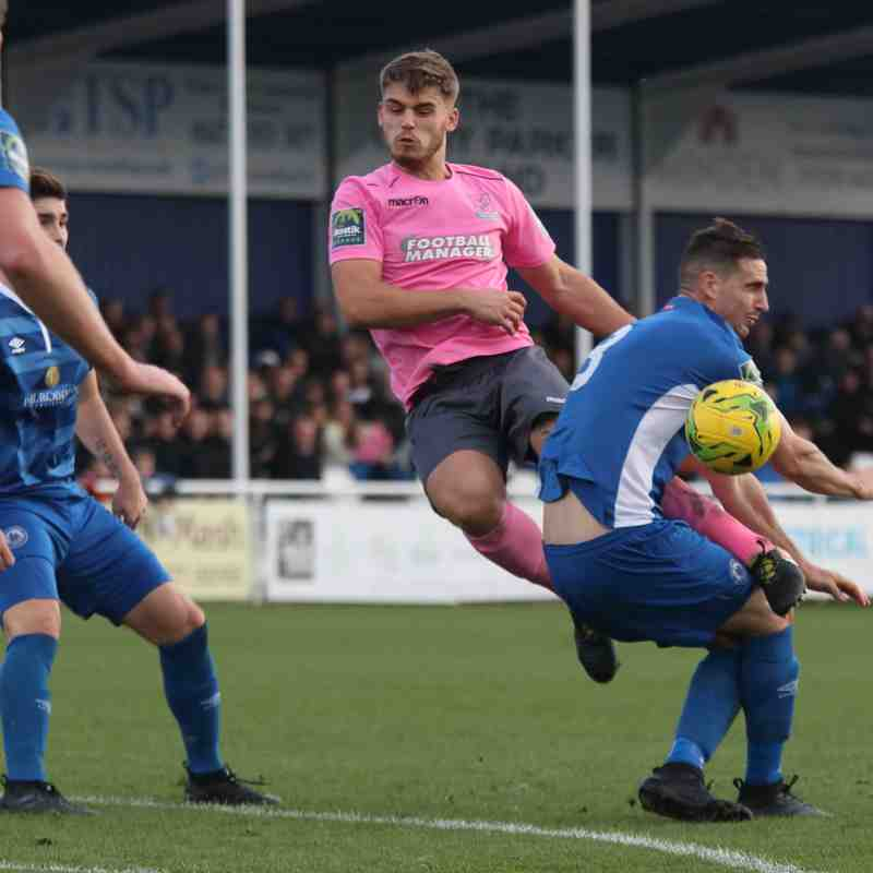 Billericay Town 2 Enfield Town 1 (21.10.2017)